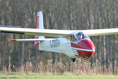 Back to Earth (Pegpilot) Tags: welland gliding k8 gddga lyveden