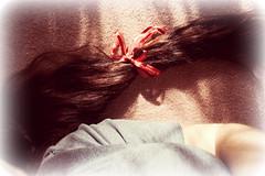 Let Down Your Hair (Jules (Instagram = @photo_vamp)) Tags: photochallenge fairytales brunetterapunzel nontraditional