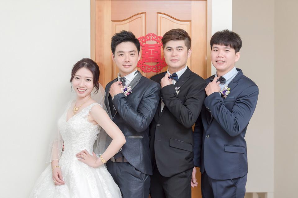 台南婚攝 婚禮紀錄 情定婚宴城堡 C & M 080