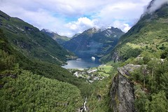 Geirangerfjorden, Norway (incommunicadoo) Tags: geirangerfjord norway norwegen fjord flickr geirangerfjorden geiranger