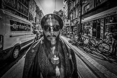 "#72 ""What the hell are you doing on this planet?"" (Hendrik Lohmann) Tags: street streetphotography strassenfotografie strase streetportrait strasenportait dsseldorf df nikon people portrait hendriklohmann"