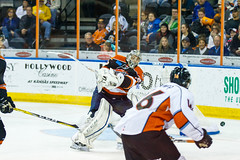 "Missouri Mavericks vs. Ft. Wayne Komets, November 12, 2016, Silverstein Eye Centers Arena, Independence, Missouri.  Photo: John Howe/ Howe Creative Photography • <a style=""font-size:0.8em;"" href=""http://www.flickr.com/photos/134016632@N02/30985684675/"" target=""_blank"">View on Flickr</a>"