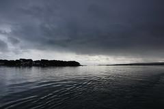 Poole Harbour Clouds (Derek Morgan Photos) Tags: poole pooleharbour clouds sandbanks shellbay