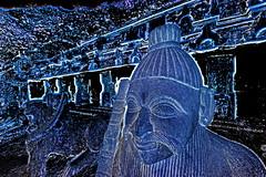 India - Andhra Pradesh - Vijayawada - Undavalli Caves - 55b (asienman) Tags: india andhra pradesh vijayawada undavalli caves statue andhrapradesh undavallicaves asienmanphotograpy asienmanphotoart