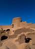 The narin qal'eh citadel, Yazd province, Meybod, Iran (Eric Lafforgue) Tags: 0people ancient architectural architecture blue castle clearsky colorimage copyspace culture fortification fortress geographic historic historical iran islamic maibud meybod middleeast mudbrick narin narinqal'eh nopeople nobody old outdoors persia persian qaleh silkroad structure sunny tower vertical yazdprovince ir