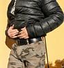 mil05 (armybelt007) Tags: leatherbelt wideleatherbelt armybelt militarybelt crotch bulge malebutt beltfetish beltandjeans officerbelt policebelt camopants camouflage camobomberjacket