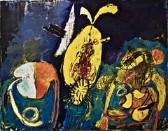 Salazar vomiting the homeland (1960) - Paula Rego (1935) (pedrosimoes7) Tags: paularego salazar ✩ecoledesbeauxarts✩