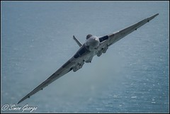 Beachy Head-23 (simon_x_george) Tags: sea seascape head aviation military low jet airshow level eastbourne vulcan beachy avro airbourne 2015 xh558 2015beachyheadeastbourne