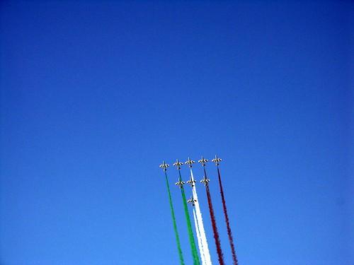 frecce tricolore aerei 2