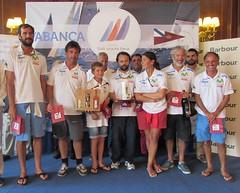 Movistar vencedor Infanta Elena