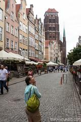 Ruelles de Gdansk