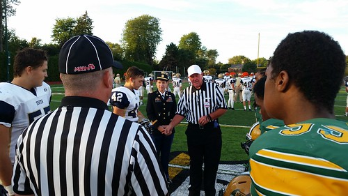 """Grosse Pointe North vs Grosse Pointe South 9/25/15 • <a style=""""font-size:0.8em;"""" href=""""http://www.flickr.com/photos/134567481@N04/21094982753/"""" target=""""_blank"""">View on Flickr</a>"""