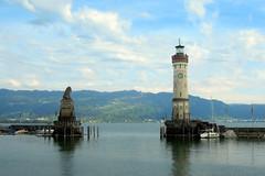 Lindau (Westmole) Lighthouse, Germany (lighthouser) Tags: lighthouse germany lindau westmole lighthousetrek