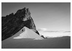 (gabbahey666) Tags: climbing zermatt wallis hochtour alpinism zinalrothorn fujix100