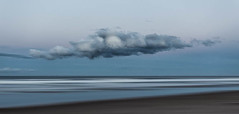 The Cloud  (f22 Digital Imaging) Tags: blue sunset cloud seascape landscape minimal northumberland minimalism minimalist cloudscape cloudporn blyth seatonsluice northeastengland