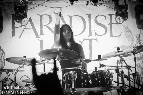 Paradise Lost @ Trix 06102015