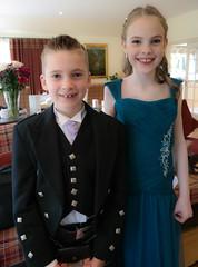Marina's children (Just hit 5 million views) Tags: wedding northernireland inverness habost drumossiehotel nessbankchurch freechurchofscotlandcontinuing