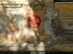 No war (GrusiaKot) Tags: muro wall stencil ukraine kharkov nowar kharkiv ucraina