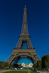 The Classic View (114berg) Tags: paris france tower eiffel