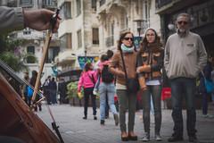 Sonidos urbanos (ojoartificial) Tags: musica urbano montevideo historia patrimonio peatonal