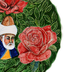 Sufi - Rumi - Turkish - Authentic Handmade Souvenir - Wall Art - Ceramic Plate - Portrait (ANATOLIQUE) Tags: flowers original flower art love turkey painting ceramic photography souvenirs photo europe hand image handmade craft plate wallart made souvenir spiritual ethnic sufi sufism turkish dervish authentic handcraft rumi whirling konya ceramicplate mevlevi whirlingdervishes mevlana wallplate sufis handmadeart tasawwuf handmadeitem jalaluddinrumi sufiwhirling handmadegifts mevleviorder handmadegift handmadesouvenir thewhirlingdervishes handmadeshop celaleddinrumi sufiorder sufisoul mevlanarumi mysticalislam authenticsouvenirs sufidervishes mawlawiyya turkishsouvenir sufismreligion sufiart turkishsouvenirs ethnicsouvenirs mevlevirumi rumipoet rumilove rumisufism sufiphilosophy turkishwhirlingdervishes whirlingdervishesturkey whirlingdervisheskonya sufiwhirlingdervishes sufisouvenir rumisouvenir souvenirideas originalsouvenirs authentichandmadeturkishsouvenirs