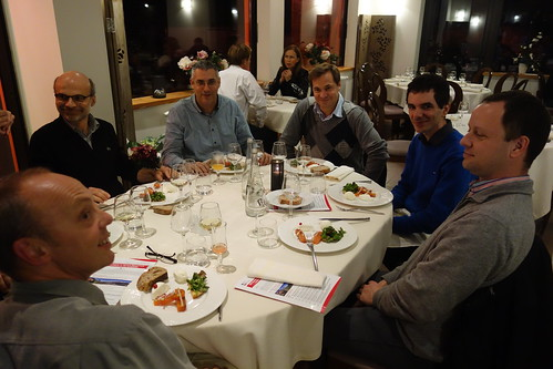 EPIC Workshop at SOFRADIR 2015 (Dinner) (2)