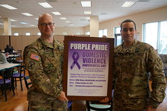 DSC00387 (U.S. Army Garrison - Miami) Tags: army coast force purple florida miami military air south families guard navy ceremony pride joe domestic walker violence marines kindness pao awareness prevention partnership doral garrison mcqueen southcom gentleness usag imcom fmwr