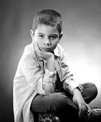 Henry (tomasz skuza) Tags: mamiya analog portraits child kodak tmax medium format 6x7 rz67 blackandwhiteportraits mamiyarz67proii skuza