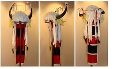 003-16 (mikhacloud) Tags: native indian american horn headdress horned