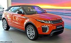 Land Rover Range Rover Evoque Convertible | Lanzamiento en Chile (RiveraNotario) Tags: landroverrangeroverevoqueconvertible landroverrangeroverevoque landrover rangerover evoqueconvertible convertibles