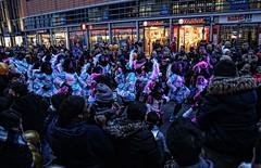 Dance (Jan Kranendonk) Tags: sinterklaas zwartepiet festival street holland dutch thehague denhaag people dancing dans dansen straat intocht