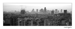 Vista de BCN--02 (cesceguia) Tags: barcelona amanacer sortidasol