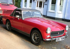 SOE 756M (1) (Nivek.Old.Gold) Tags: 1974 mg midget rwa 1275cc