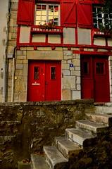 _DSC1813 (andoni.guridi) Tags: winter france spain december invierno oldtown francia euskadi diciembre paisvasco paysbasque basquecoast 2015 ciboure côtebasque iparralde ziburu costavasca