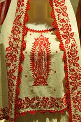 Colima Embroidery Mexico Guadalupe (Teyacapan) Tags: museum mexico clothing mexican ropa colima virgendeguadalupe bordados blouses
