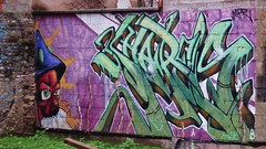 / Leiekaai - 13 dec 2015 (Ferdinand 'Ferre' Feys) Tags: streetart graffiti belgium belgique belgië urbanart graff ghent gent gand graffitiart arteurbano artdelarue urbanarte