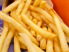 French Fried Potatoes Take Two (soc.smile68) Tags: food macro potatoes colorado unitedstatesofamerica frenchfries denver burgerking fried starch pumpkincunt