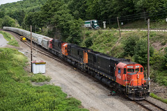 OL-3 - South Eldred (ConnorShortPhotography) Tags: wnyp new york shortline alco western pennsylvania eldred lal c636