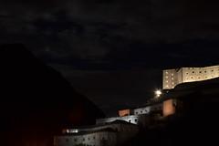 Forte di Bard in notturna (norm76) Tags: europa europe italia italy valdaosta val aosta
