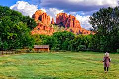 Cathedral Rock-3 (Jeremie Doucette) Tags: cathedralrock redrock redrocks redrockstatepark sedona arizona mountain field