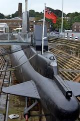 2016-09-17: Sub (psyxjaw) Tags: chatham dockyard forties event salutetotheforties kent 40s reenactment historic