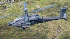 Apache (Si Moore.) Tags: machloop lfa7 lowfly military aircraft raf army simoore 2016 fujifilm xt2 xf100400mm apache gunship helicopter