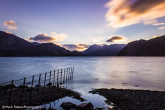 Sunrise over Ennerdale Water