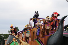 The Villains World: Wishes and Desires (sidonald) Tags: thevillainsworld disneyshalloween2016 tokyo disney tokyodisneysea tds tokyodisneyresort tdr    mickeymouse mickey clarice chip dale chipndale goofy
