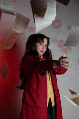 Rin Tohsaka - Flying pages (Crones) Tags: canon 6d canoneos6d anime cosplay people portrait czech czechrepublic canonspeedlite580exii canonspeedlite 580exii canonef35mmf2isusm 35mmf2isusm 35mm kona tohsakarin tohsaka rin