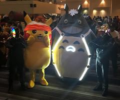 DragonCon 2016 (wiredforlego) Tags: cosplay dragoncon atlanta georgia atl tron pikachu daftpunk totoro