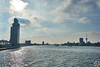 Harbor (PaaulDvD) Tags: rotterdam colors river maas netherlands boat water city urban