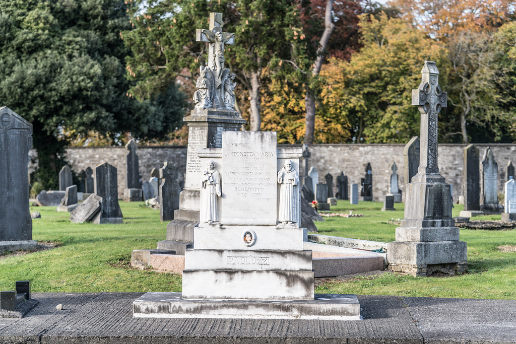 A QUICK VISIT TO GLASNEVIN CEMETERY[SONY F2.8 70-200 GM LENS]-122098