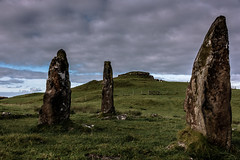 Stones (13 Monkeys) Tags: mull scotland standing stones island ancient crass tor