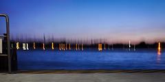 Venezia (Marco Forgione) Tags: nikon d90 notturno venezia venice veneto mosso luci lights 2013
